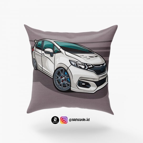 Sarung Bantal Custom Car