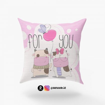 SARUNG BANTAL CUSTOM