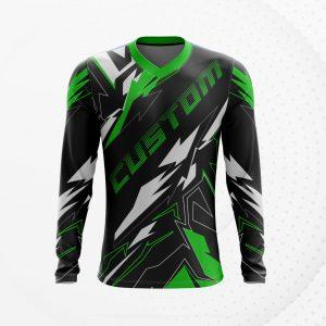 Jersey motocross | jersey racing lengan panjang