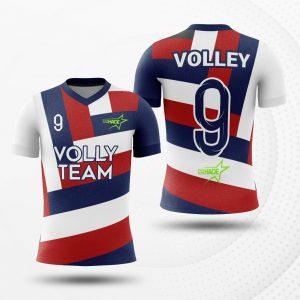Jersey Voli terbaru custom
