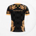 Baju olahraga batik