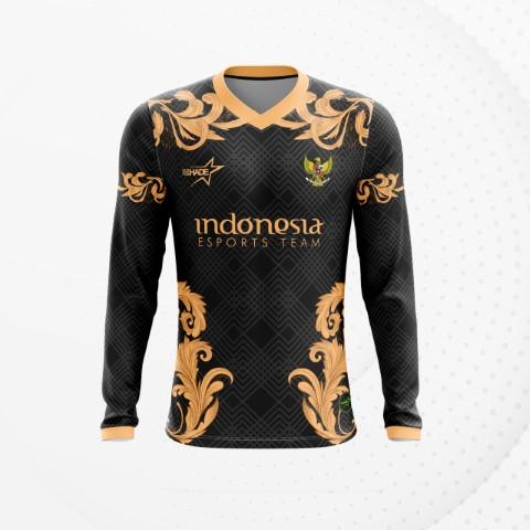 jersey motif batik bandung
