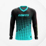 Jersey sepeda Gowes